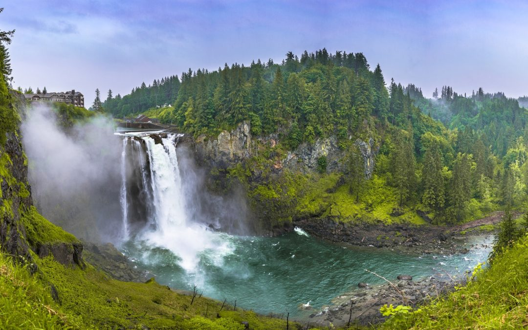 Nearby Snoqualmie Falls