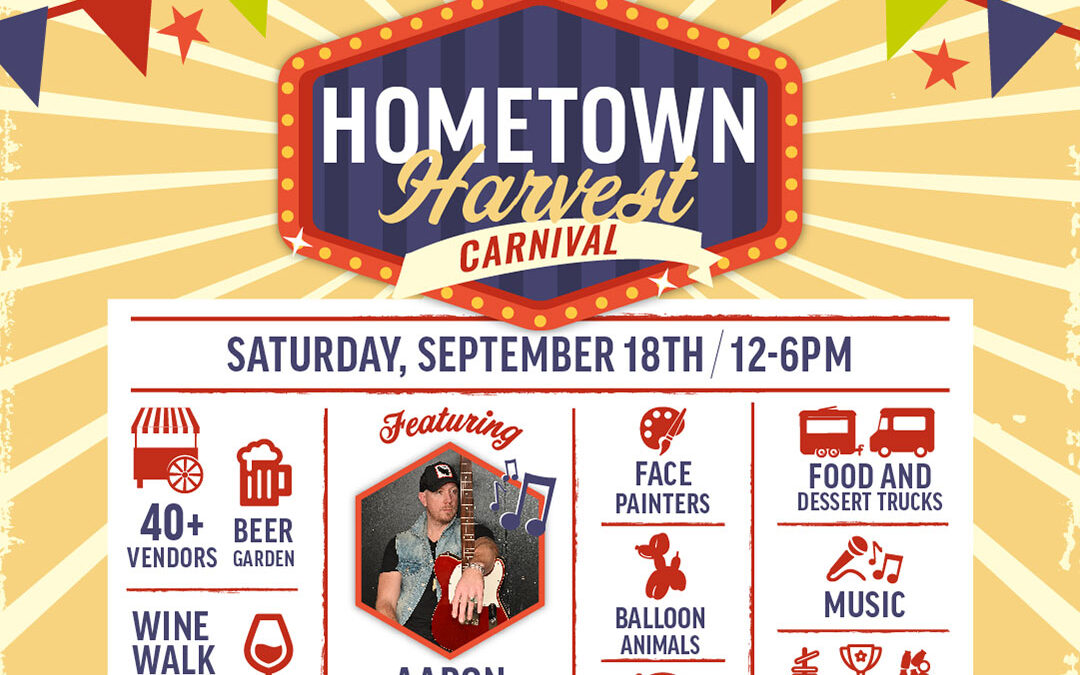 Oakpointe Communities Celebrates the Return of Black Diamond Community Events this September with Labor Days Festival and Hometown Harvest